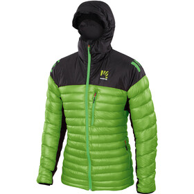 Karpos K-Performance Light Manteau en duvet Homme, apple green/black